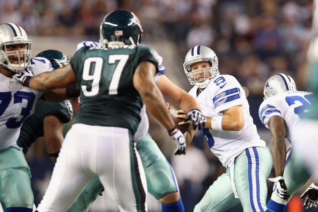 Eagles know Romo makes plays, mistakes