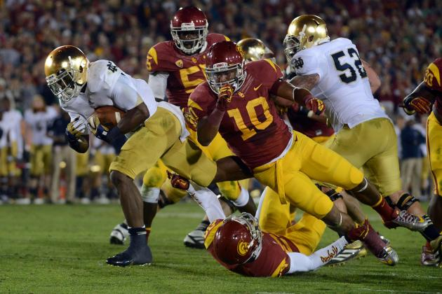 USC vs. Notre Dame Has Impacted Both Programs over the Years