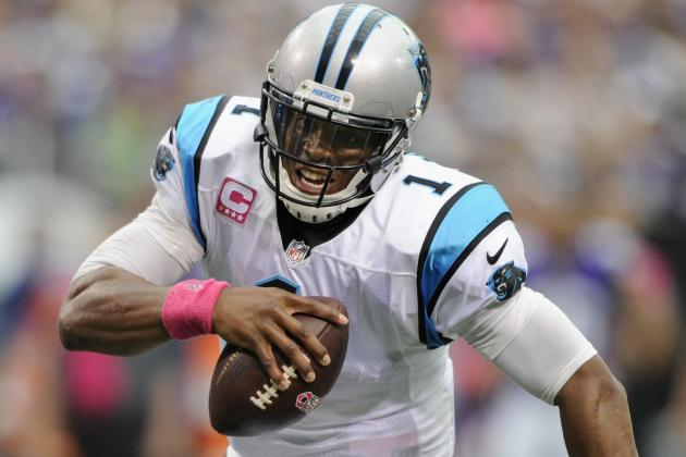 St. Louis Rams vs. Carolina Panthers: Spread Analysis and Pick Prediction