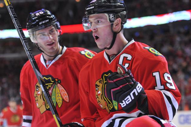 Should Brandon Saad Replace Bryan Bickell on Chicago Blackhawks' Top Line?