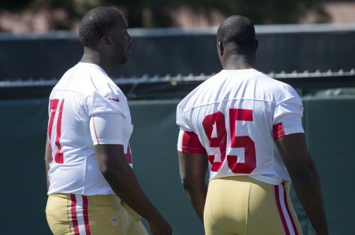 Rookies Dial, Carradine Stay Late After First Practice