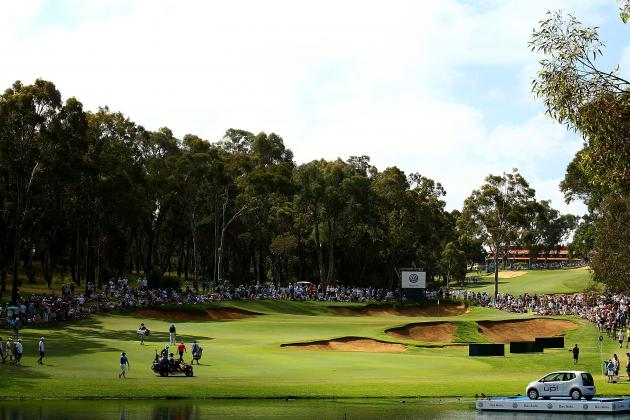Perth International Golf 2013: Players to Watch at Lake Karrinyup Country Club