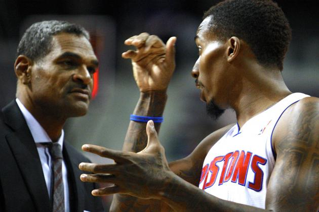 Will Brandon Jennings Injury Impact New-Look Detroit Pistons Chemistry?