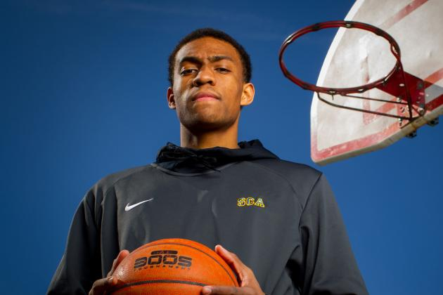 Duke Expects Much from 'Regular Kid' Jabari Parker