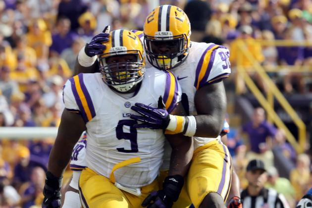 LSU vs. Ole Miss: Rebels Won't Be Able to Handle LSU's Rapidly Improving Defense