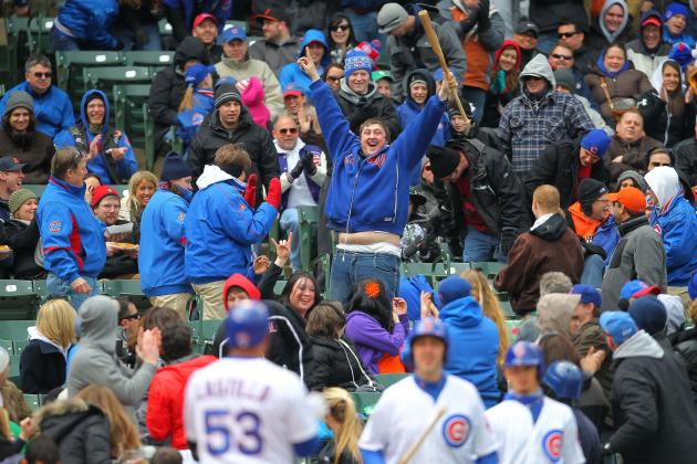 No Increase in 2014 Cubs' Season-Ticket Invoices