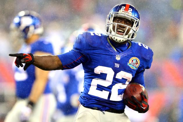 Giants' David Wilson and Rueben Randle Engage in Peculiar Twitter Spat