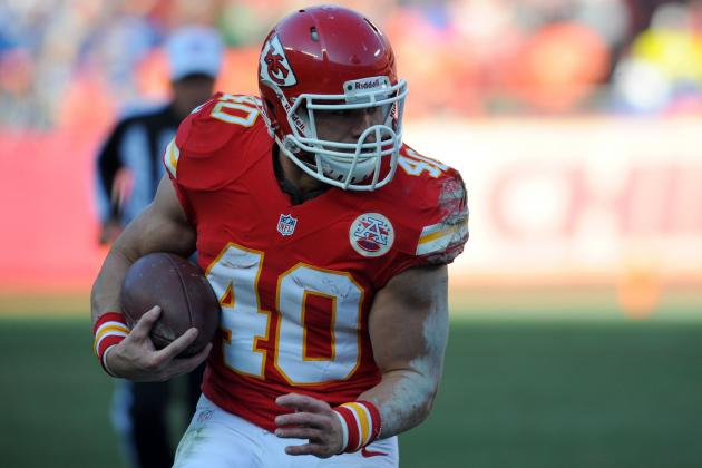New York Giants Sign Peyton Hillis, but Don't Expect Much from Him