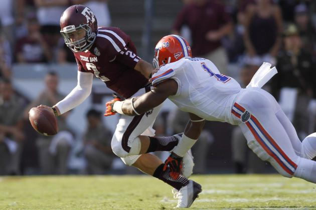 SEC Teleconference News and Notes: How Do You Slow Texas A&M QB Johnny Manziel?
