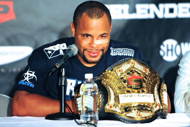The Odyssey of Daniel Cormier Continues at UFC 166