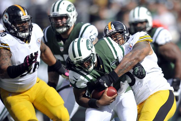 How the Steelers Were Able to Generate a Pass Rush Against the Jets in Week 6