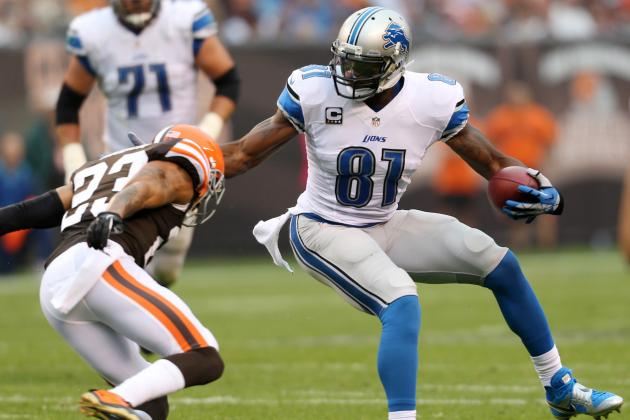 How the Cincinnati Bengals Can Contain Lions' Wide Reciever Calvin Johnson