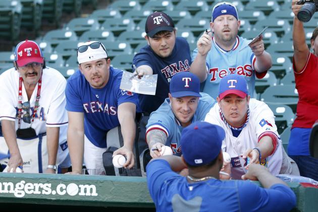 Fan Files Lawsuit Against Rangers for 2011 Assault