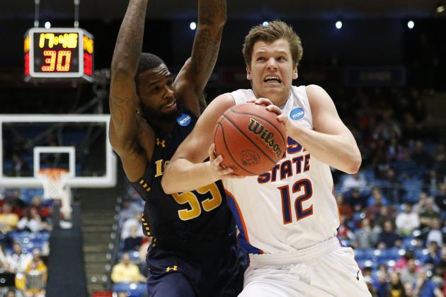 Boise State Men's Basketball Thinks the Best Yet to Come for Hadziomerovic