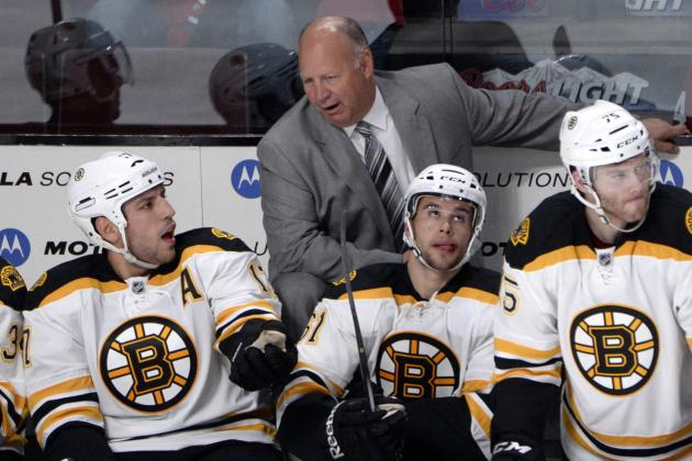 Bruins Offense Still Working out Some Kinks