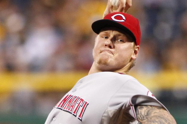 Mat Latos Had Surgery to Remove Bone Chips from Elbow