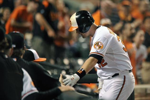 The Orioles Should Look to Sign, Not Trade, Matt Wieters