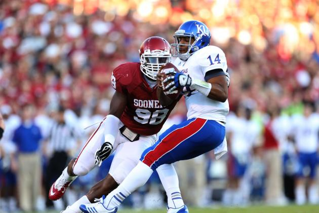 Oklahoma vs. Kansas: TV Info, Spread, Injury Updates, Game Time and More