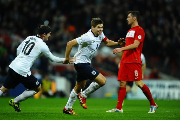 How the Merseyside Connection Can Spearhead England 2014 World Cup Hopes