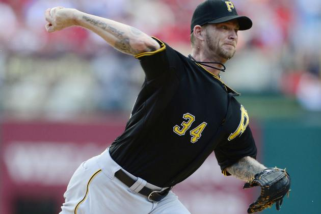Pittsburgh Pirates Should Let Free-Agent Pitcher A.J. Burnett Walk
