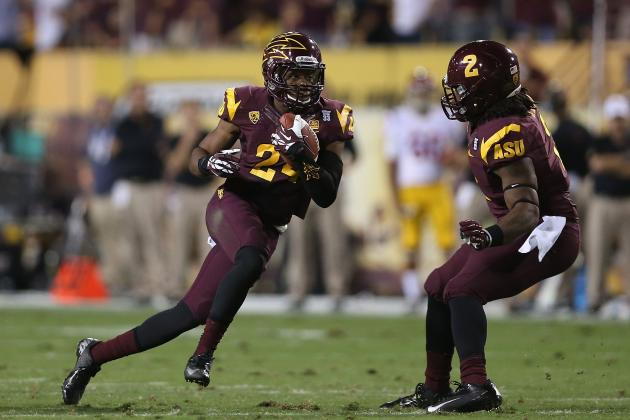 Arizona State's Secondary Becoming One of the Best in the Nation
