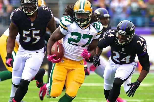 How the Packers Have Rebuilt the Run Game Around Eddie Lacy