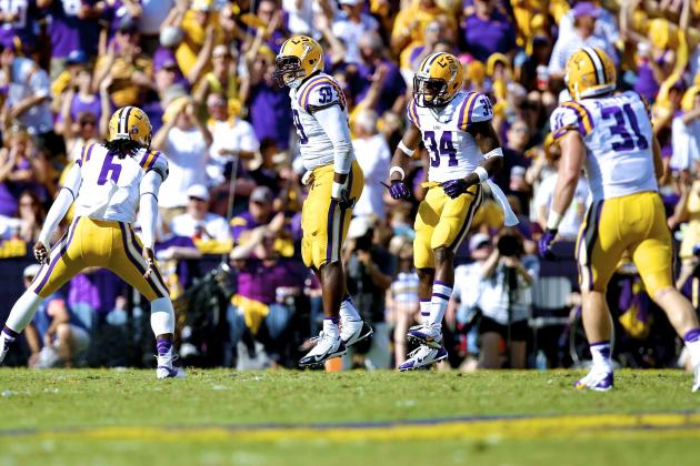 LSU Shut Down Florida, but Can the Tigers Handle Bo Wallace and Ole Miss?