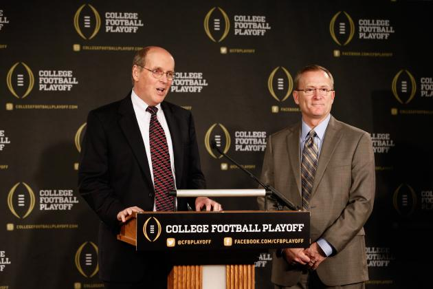 What You Need to Know About College Football Playoff Selection Committee Members