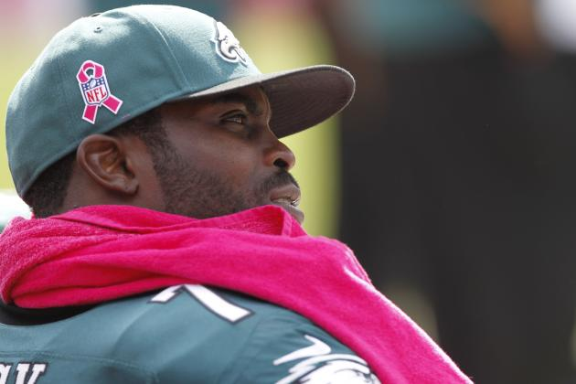 Michael Vick Claims Hamstring Injury Worse Than He Previously Anticipated
