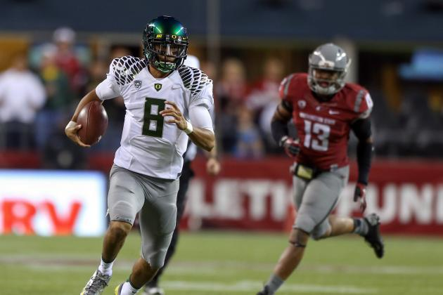 Washington State vs. Oregon: TV Info, Spread, Injury Updates, Game Time and More