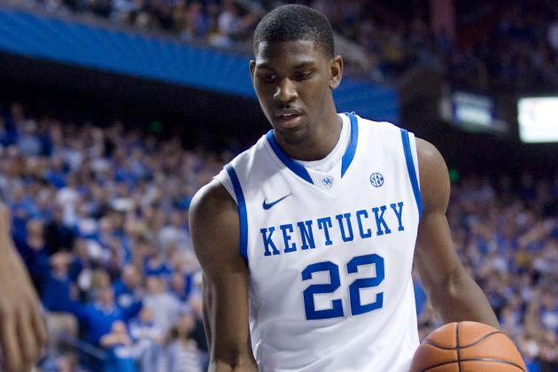 Alex Poythress Looking for Second-Year Confidence