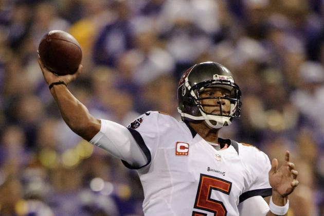 Josh Freeman: Any Way It's Sliced or Diced, Freeman Is a Winner in 2013