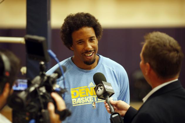 NBA Trade Speculation: Is There Enough Room in Denver for Andre Miller?