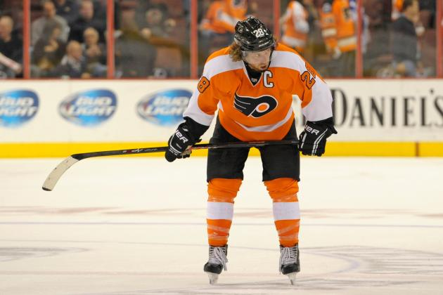 Giroux Not the Same After Laviolette's Label