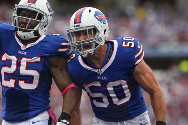 Kiko Alonso Is the Keystone for Buffalo Bills Defense as Both Leader and Player