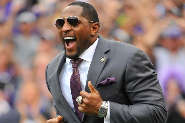 Breaking Down Ray Lewis' Glorious, Epic Pep Talk to USC