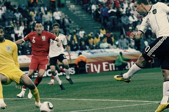England, Germany Set Up Friendly