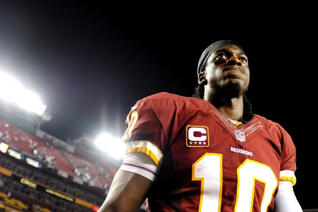 Robert Griffin III Must Return to Spread Option to Get Back on Track vs. Chicago