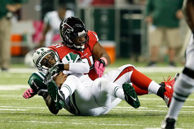 Atlanta Falcons DT Corey Peters Is a Bright Spot on a Subpar Defense