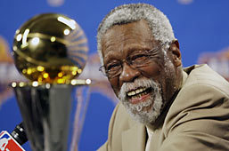 Bill Russell Statue to Be Unveiled in November