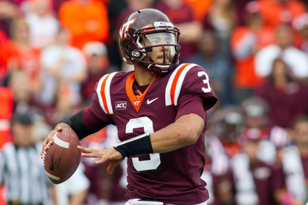 How Virginia Tech Football's Logan Thomas Regained His NFL Appeal