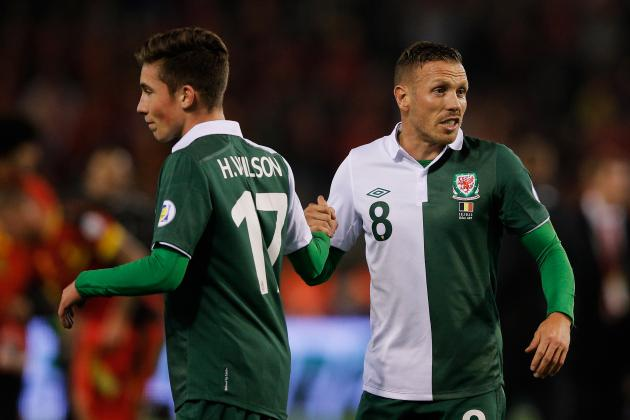Harry Wilson's Wales Debut Nets Grandfather the Jackpot