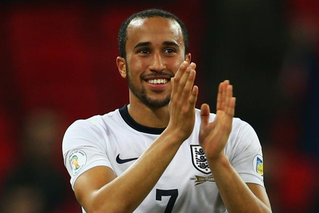 Andros Townsend's Biggest Battle May Be Keeping Tottenham Place