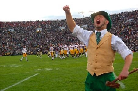 Notre Dame Football: How Fighting Irish Fans Prepare to Take on the USC Trojans