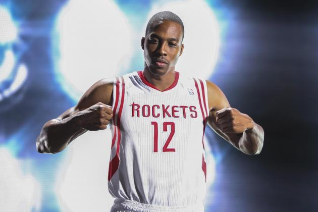 Why Pressure Is on Dwight Howard to Prove He Can Lead Houston Rockets to Title