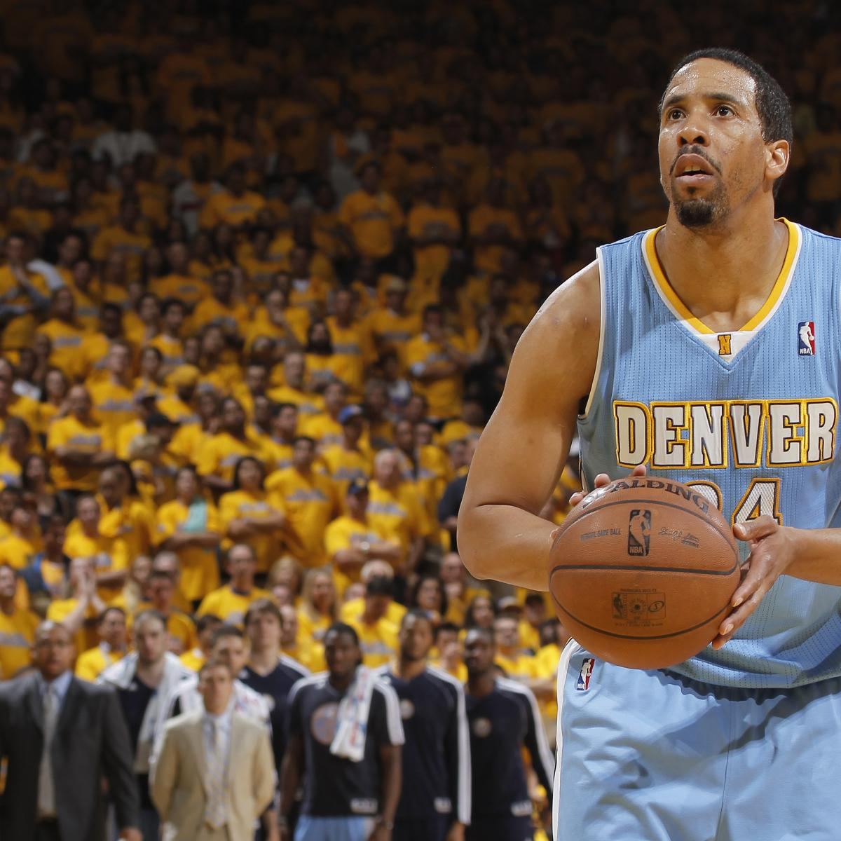 NBA Trade Speculation: Andre Miller For Brandon Rush Helps