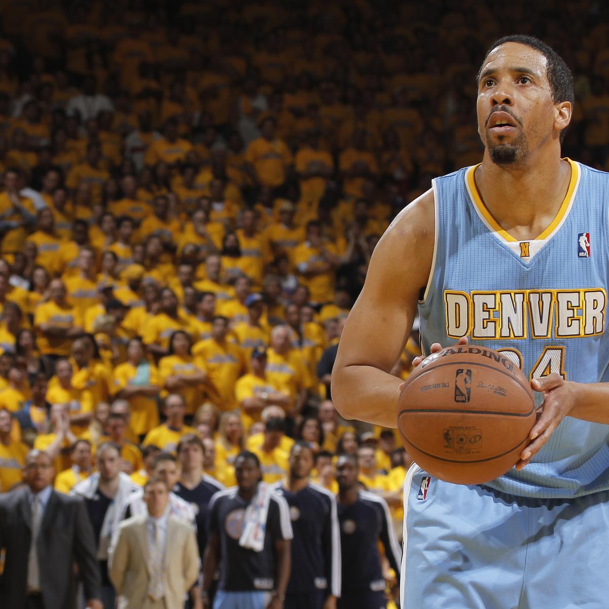 Denver Nuggets Espn: NBA Trade Speculation: Andre Miller For Brandon Rush Helps