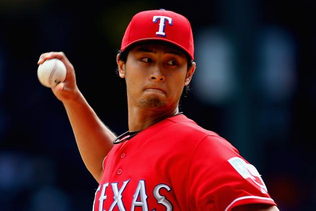 Rangers' Yu Darvish Makes $42K Donation to Jackie Robinson Foundation in Tokyo