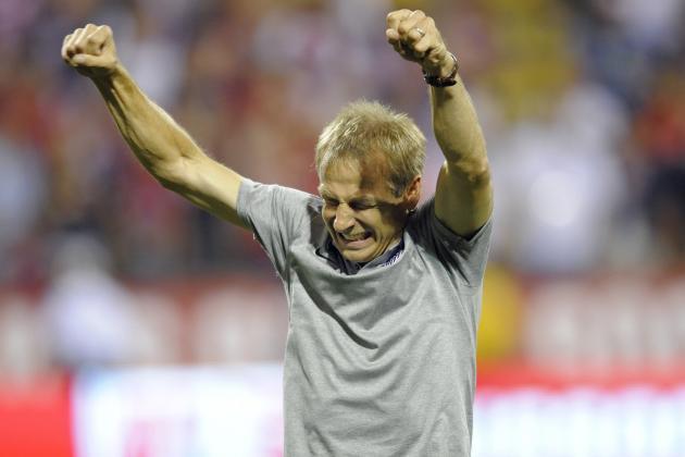 Why Jurgen Klinsmann Makes USMNT a Dangerous World Cup Opponent