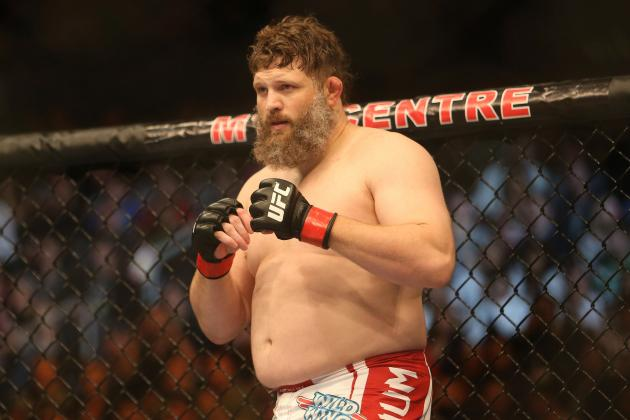 Roy Nelson Will Not Have to Shave His Beard for Fight with Daniel Cormier